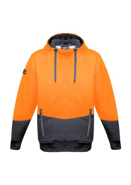 Syzmik Charcoal Orange