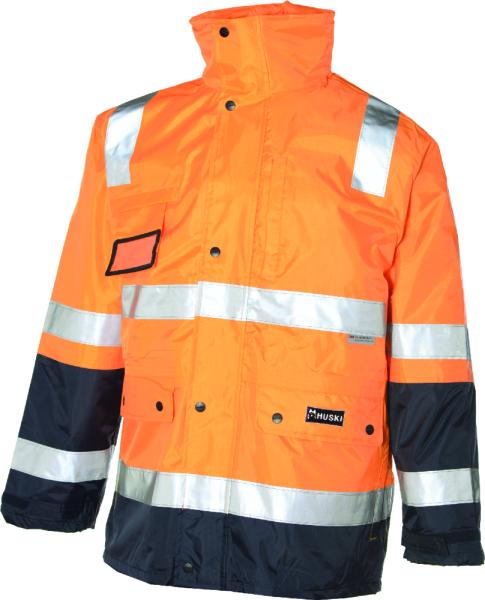 Railway Orange/Navy
