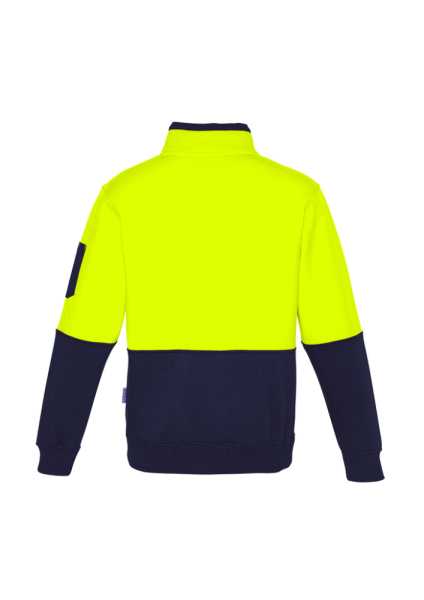 Yellow Navy Back