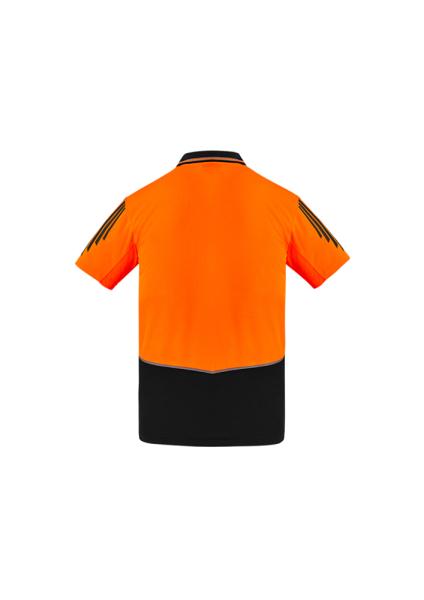 Orange/Black Back