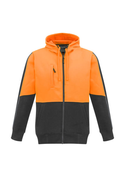 Orange Charcoal Front