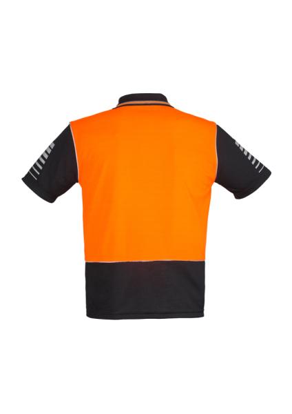 Orange Black back