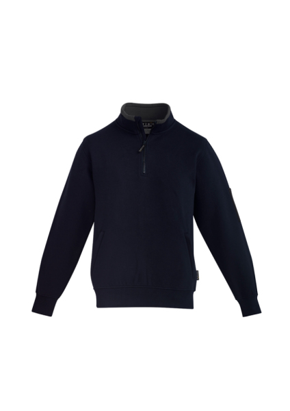 Navy/Charcoal Front