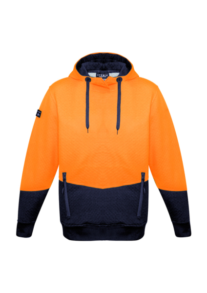 Syzmik Orange Navy