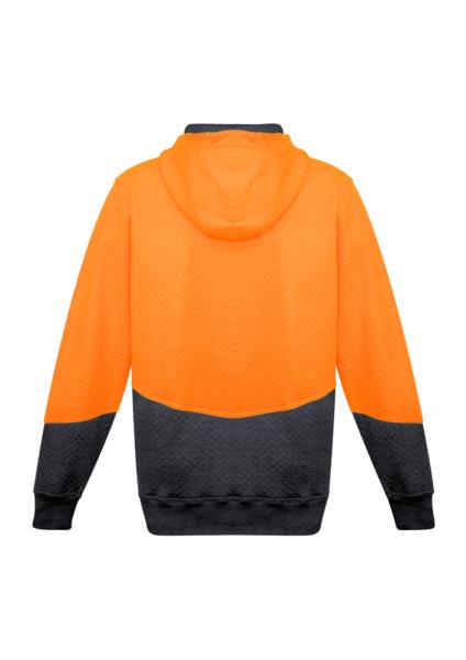 Syzmik Charcoal Orange Back