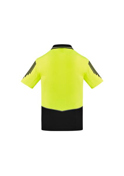 Yellow/Black Back