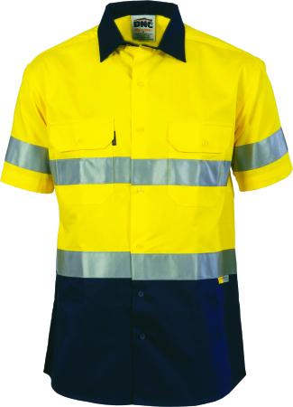 Dnc workwear budget workwear for Hi vis t shirts cotton